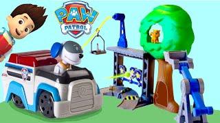 Щенячий Патруль  на русском Все серии подряд  Paw Patrol Rescue Training Center Playset