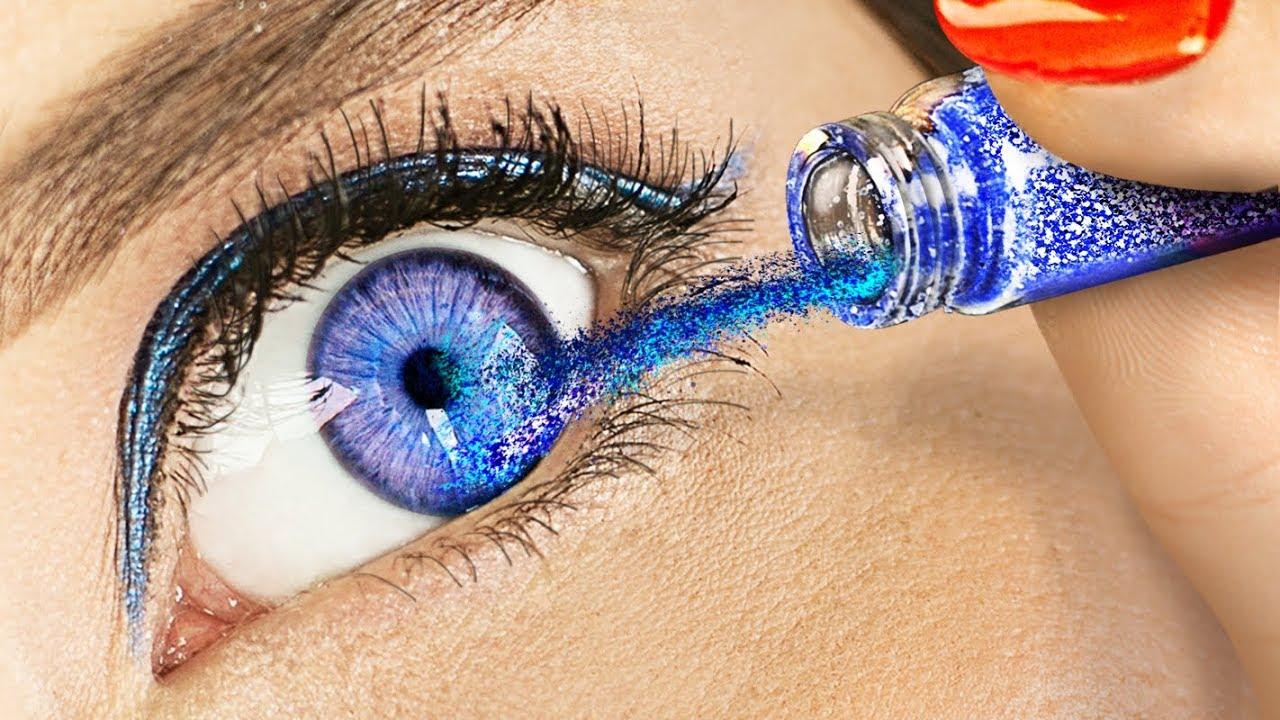 19 лайфхаков для макияжа, которые изменят жизнь девушек
