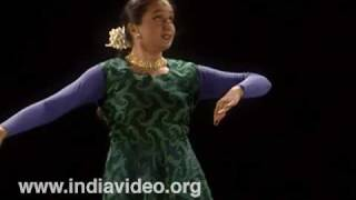 Tarana Kathak Pali Chandra DVD Invis Multimedia Thiruvananthapuram India