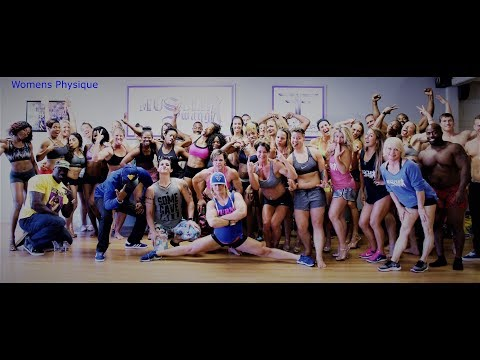 Js Fit Factory Women Physique Division Swagg part 1