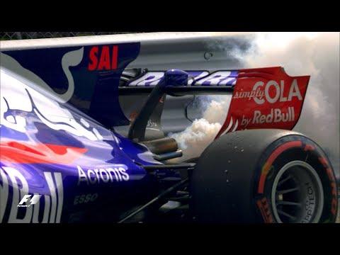 2017 Italian Grand Prix: FP2 Highlights