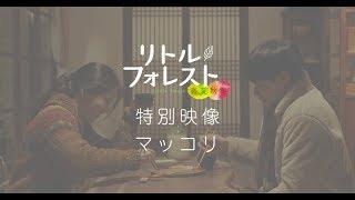 『リトル・フォレスト 春夏秋冬』特別映像