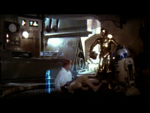 Star Wars: Episode IV - A New Hope (1977) - Theatrical Trailer [HD]