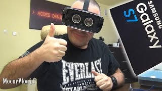 Samsung Galaxy S7 + Gear VR in da House