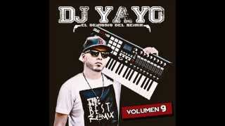 Dj Yayo - CD Volumen 9 (Enganchado 2015)