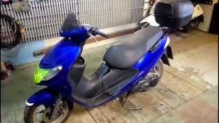 Ремонт моего Suzuki Address 110. Часть 1./ Repair of my scooter Suzuki Address 110