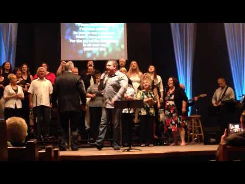 I Feel the Joy of The Lord - Spirit Life Choir Reunion 2014