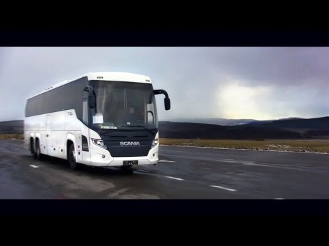 SCANIA Touring HD Sound Recording & Photo Session