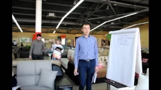 Обучение продажи мебели Курск ТЦ Льговский