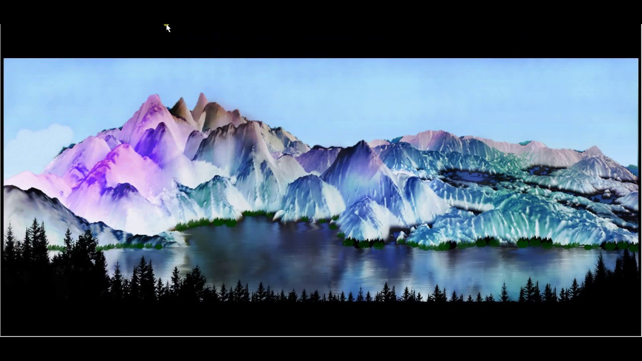 PD Howler Landscape SlideShow