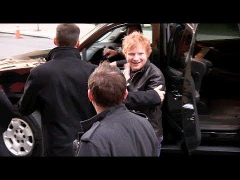Ed Sheeran Confess his Love for 247paps.tv