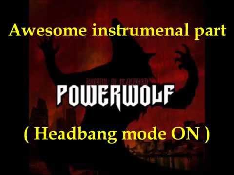 Powerwolf - Mr  Sinister   Lyrics