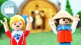 Playmobil Film Deutsch | MARVIN und MATZE treffen auf einen BÄREN!
