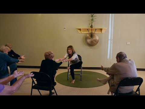Hip Health: Hold or Flow?  Chair Yoga Sequence with Sherry Zak Morris, ERYT