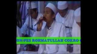 Al-Muqtashidah Live In Cokro ( Rohman Ya Rohman )