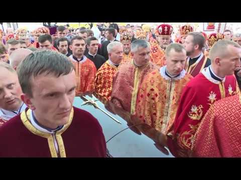 Former Head Of Greek Catholic Church In Ukraine Buried