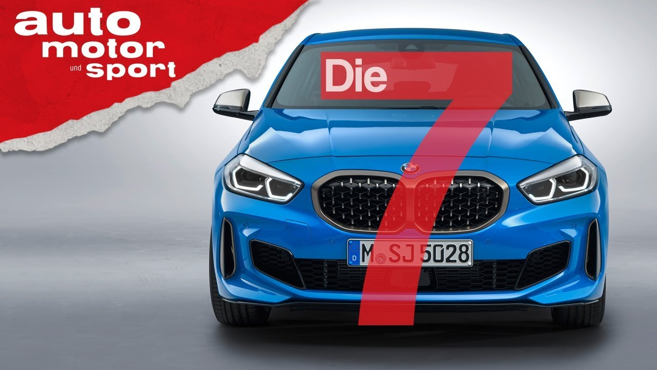 Nur noch Vierzylinder: 7 Fakten zum neuen 1er, die jeder BMW-Fan wissen sollte | auto motor & sp