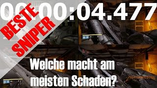 Destiny: DPS Sniper Guide - WAS IST DIE STÄRKSTE SNIPER IN TAKEN KING? | Deutsch | HD
