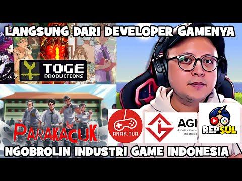 Ngobrolin Industri game indonesia dari mata developer game lokal