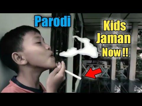 Tipe Tipe Kids Jaman Now