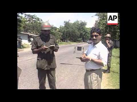 Sri Lanka – Security Measures After Attacks