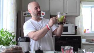 How To Make A Pear Ginger Juice