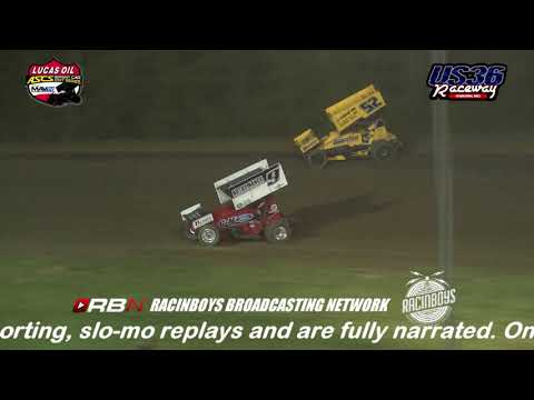 LUCAS OIL ASCS NATIONAL TOUR HIGHLIGHTS FROM OSBORN MO  4.26.19