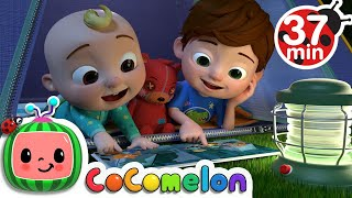 Yes Yes Bedtime Camping Song  + More Nursery Rhymes & Kids Songs  CoComelon