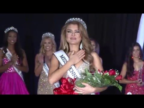 The Crowning of Miss Pennsylvania Teen USA and Miss Pennsylvania USA 2016