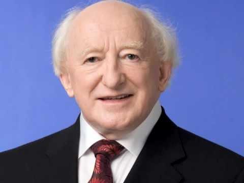 Michael D Higgins v Michael Graham (Newstalk 106-108fm, 2010)