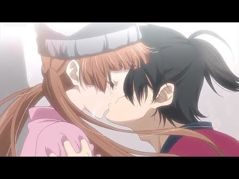 Fukumenkei Noise Ep.8 moment-Yuzu Kissed Nino