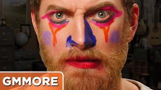 Full Face Lipstick Challenge