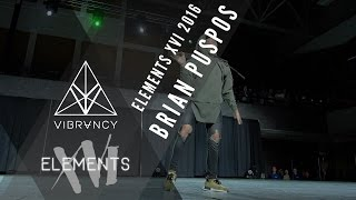 Brian Puspos | Elements XVI 2016 [@VIBRVNCY 4K Front Row] @brianpuspos #elementsxvi MP3