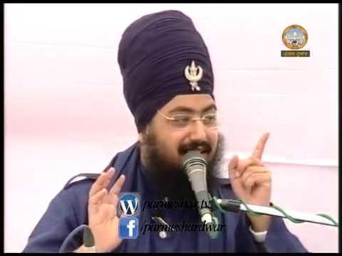 (message No 5 )Sabhyachar Sant Baba Ranjit Singh Ji Dhadrian Wale At Patiala
