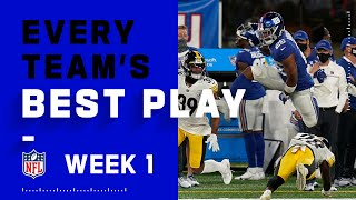 Every Team's Best Play from Week 1 | NFL 2020 Highlights