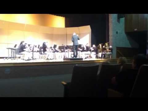 Carmina Burana - Arthur Williams middle school band concert