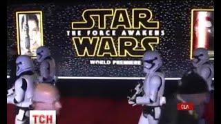 """Нова серія кіноепопеї """"Зоряні Війни"""" б'є касові рекорди у США"""