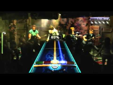 "Rock Band ""D.O.A."" by The Haunted Expert Guitar 100% FC"