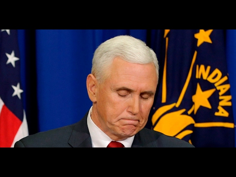 Mike Pence Clearly Knows About Trump Russia Connections