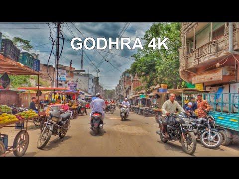 Godhra 4K Drive Tour | Gujarat | India