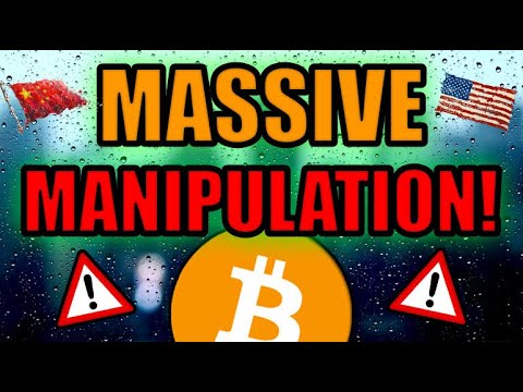 BREAKING NEWS: MASSIVE CHINA BITCOIN MANIPULATION! US CRYPTO CRACKDOWN — FAKE!!! ETH CARDANO NEWS!