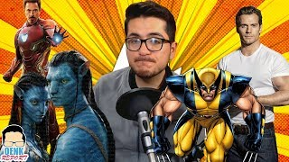 Endgame muy cerca de Avatar - ¿Henry Cavill el nuevo Wolverine?   QR