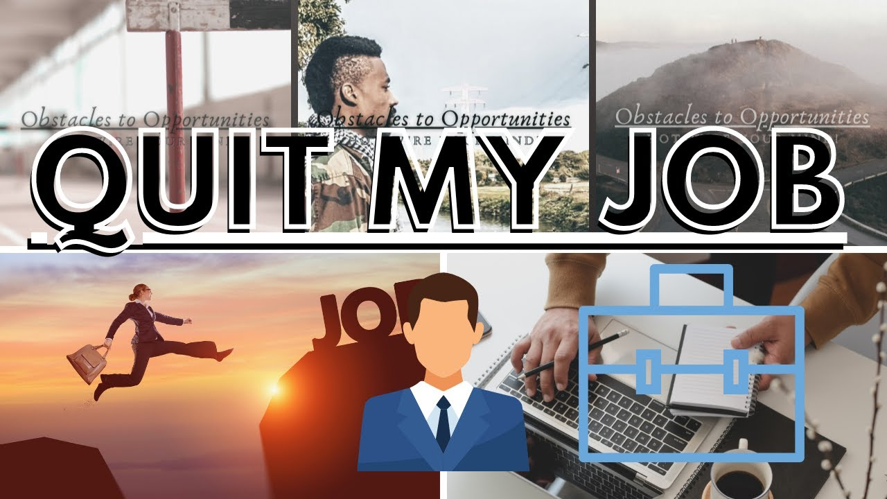 Why I Quit My Job /// StoryTellers /// Ep 002