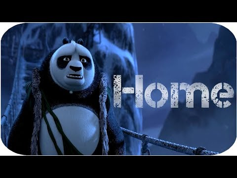 Kung Fu Panda - Home (Machine Gun Kelly) [MMV]