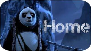 Kung Fu Panda - Home (Machine Gun Kelly) [AMV]