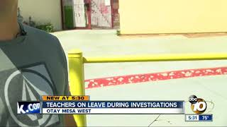 Southwest Middle teachers on leave during investigation