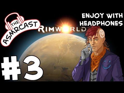 ASMR Rimworld Alpha 9 (Randy Random Challenging 2) - #3 Geothermal Research