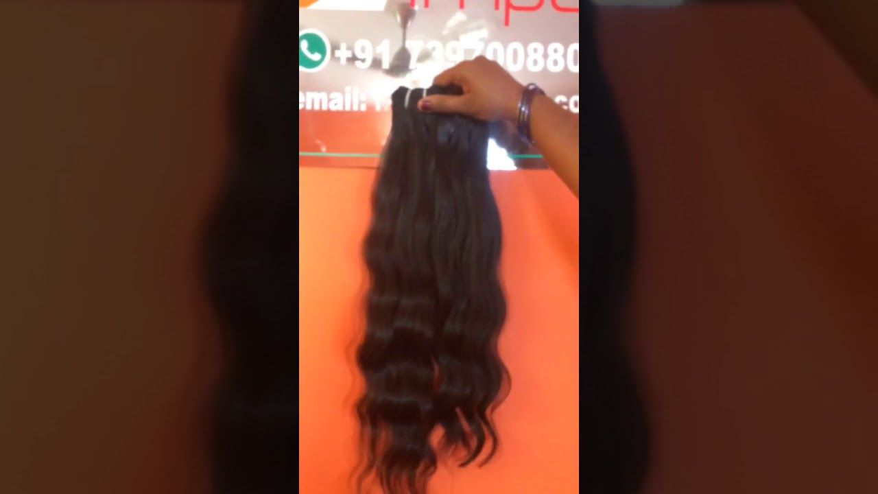 Remy Hair Manufacturers In India At Chennai Youtube