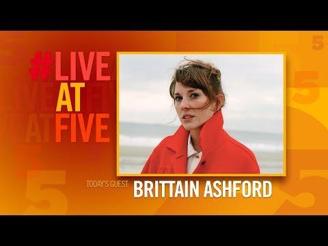 Broadway.com #LiveatFive with Brittain Ashford