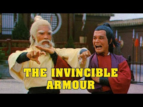 Wu Tang Collection - Invincible Armour Mandarin  & English Subtitles